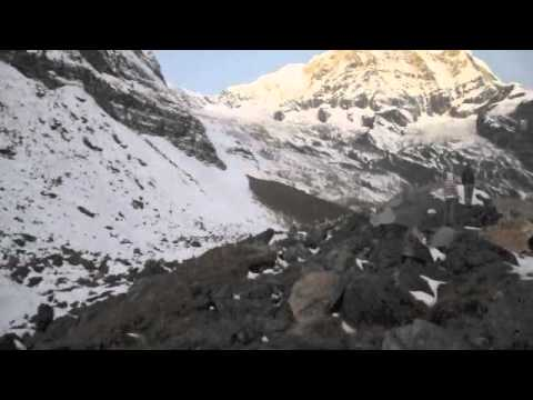 Annapurna Base Camp – 4130m