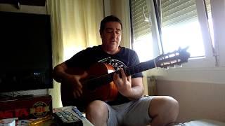 Pastillas para Dormir - Cover Guitarra Española: Javiercedemora