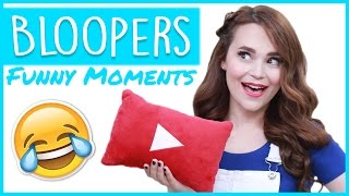 BLOOPERS AND FUNNY MOMENTS!