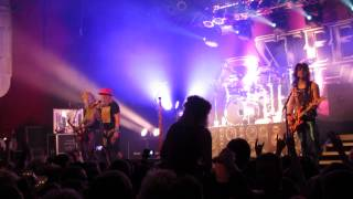 Steel Panther - Community Property LIVE @ Live Music Hall Cologne 11.02.2014