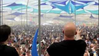 infected mushroom - groove attack - independence day 26.4.2012 - retro set