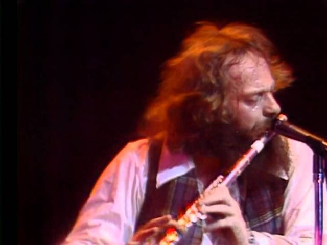 Video en directo de Jethro Tull - Thick as a brick (1978)
