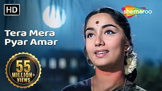 Tera Mera Pyar Amar - Dev Anand - Sadhana - Asli Naqli - Lata Mangeshkar - Evergreen Hindi Songs