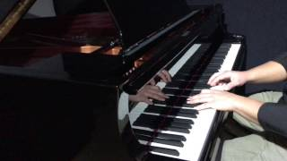 Sound Of Silence - Disturbed (Piano Cover) Improv