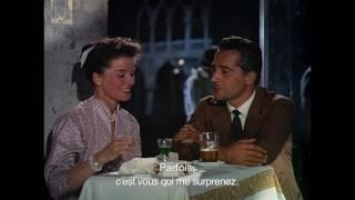VACANCES A VENISE (Summertime) de David Lean - Official trailer - 1955