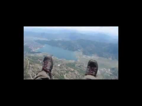 Paragliding in Sarangkot – Pokhara