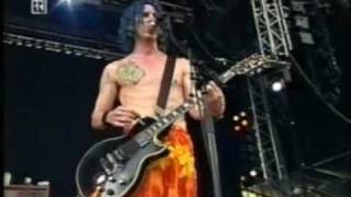 NOFX - Just The Flu (Live @ Rock Im Park 2000)