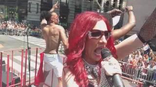 PARTY2LIFE=JadeStarling MikeFerullo New York Pride edit