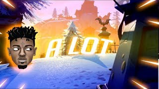 Fortnite Montage - A lot (21 Savage)