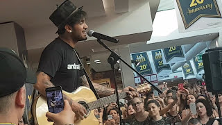 Fabrizio Moro - Portami Via - Live