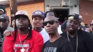 "Hit'em Hard Poppa feat D-Boy Lac ""Doin' It"" Official Video"