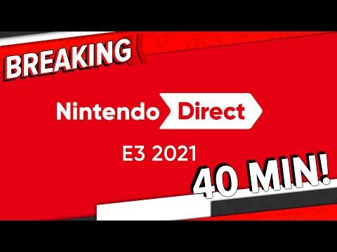 Termin der Nintendo E3 Direct 2021 steht!