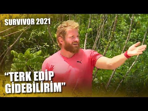 SEREMONİDE TARTIŞMA!   Survivor 2021