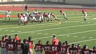 Ayala Freshman Beat Chino Hills HS  24-7