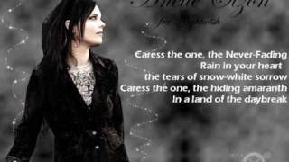 Nightwish - Amaranth Lyrics HQ