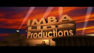 Imba Line Productions (Custom 20th Century Fox Logo) (HD 720p)