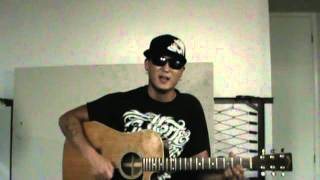 """Staind-""""SO FAR AWAY""""  COVER!!!"""