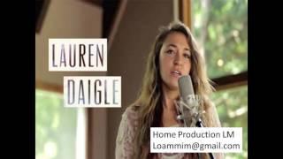 Trust in you - Lauren Daigle (Chords)