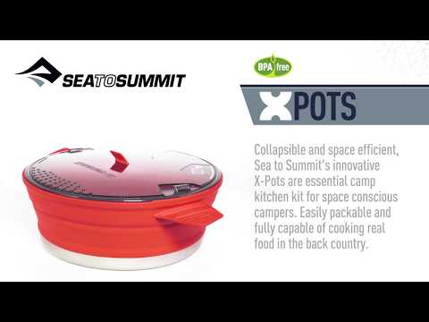 Panela X-Pot 4L - Sea to Summit