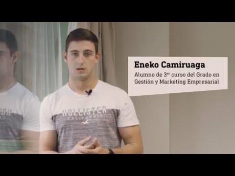 Eneko - Opinión y experiencia del Grado en Gestión y Marketing en CUBS