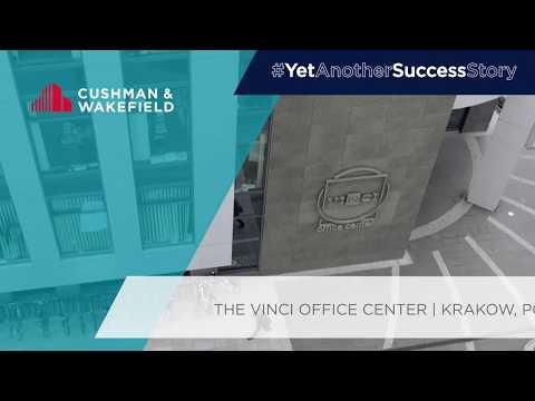 Dyskret Polska sold Vinci Office Center