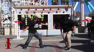 Ragga bomb SKrillex Dubstep Dance