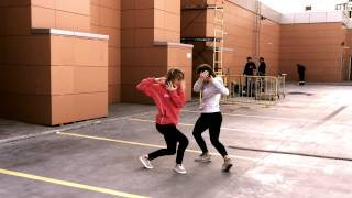 Ace of Base vs Konshens -All that she wants (Dj Tzealon remix)-CHOREO BY MARTA AND DEE
