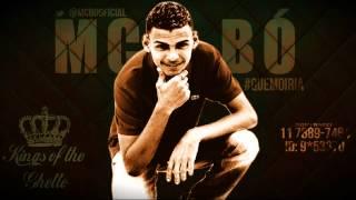 MC B.O - QUEM DIRIA - (DJ JOÃO)lançamento 2013 - Kings of the Ghetto