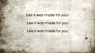One Republic - Made for you (WITH LYRICS