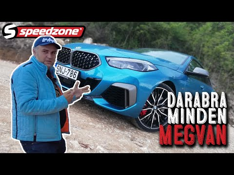 Speedzone teszt: BMW M235i xDrive GranCoupe: Darabra minden megvan