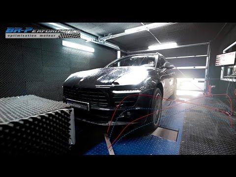Porsche Macan S 3.0 Bi-Turbo S Stage 1 By BR-Performance