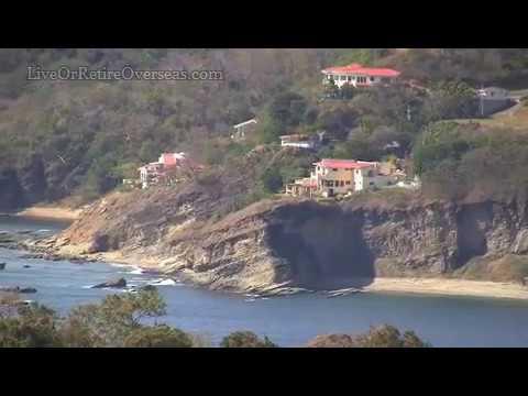 San Juan del Sur Video: Streets and Harbor