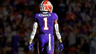 Top DB in College Football 🔥 Derion Kendrick ᴴᴰ