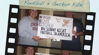 Football + Gecko Hospitality = FUN