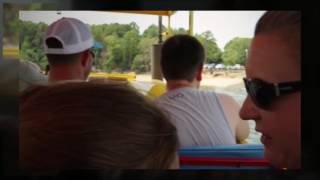 The Duck Tour With Family - Broken Bow, Oklahoma
