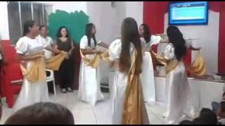 Cia de dança Alfa e Ômega ICNJ