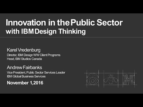 PD2016 S4(Pt 2): How to Deliver Service to Your Public Sector Customers  - IBM
