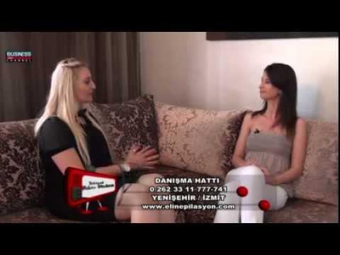 Elif Gür - Elin Epilasyon Röportajı