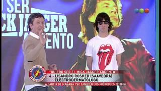 Mick Jagger Argento, Lisandro Rosker - Peligro Sin Codificar