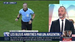 Uruguay-France arbitré par un… Argentin. Faut-il s'en inquiéter?