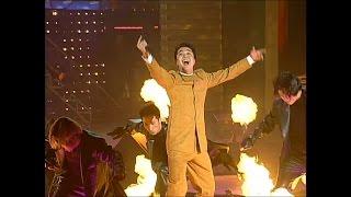 【TVPP】Jo Sung Mo - Pledge, 조성모 - 다짐 @ 2000 KMF Live