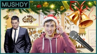 CHRISTMAS SPECIAL! MICHAEL BUBLE COVER!