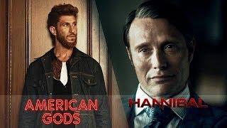 This is my world || American Gods & Hannibal