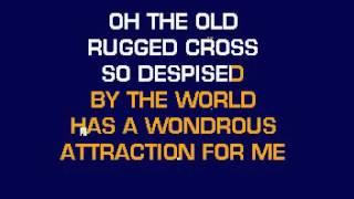 Old Rugged Cross with Lyrics (Karaoke)