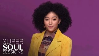 Amandla Stenberg: Vulnerability Is the Key to Authenticity | SuperSoul Sessions | OWN