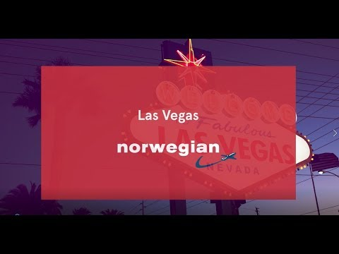 Discover Las Vegas with Norwegian (SE)