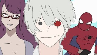 TOKYO GHOUL:RE OPENING 2 PAINT VERSION | ByAsh