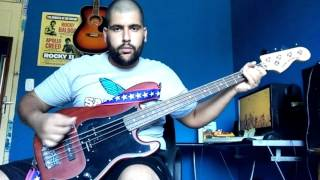 Fat lipe bass cover - Nerve ( The story so far )