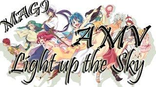 Magi AMV Light Up The Sky