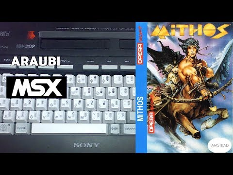 Mythos (Opera Soft, 1990) MSX [042] El Kiosko